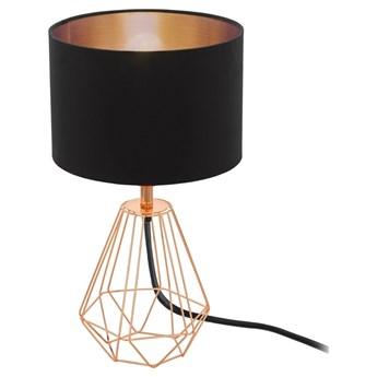 Eglo 95787- Lampa stołowa CARLTON 2 1xE14/60W/230V