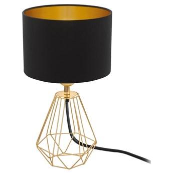 Eglo 95788 - Lampa stołowa CARLTON 2 1xE14/60W/230V