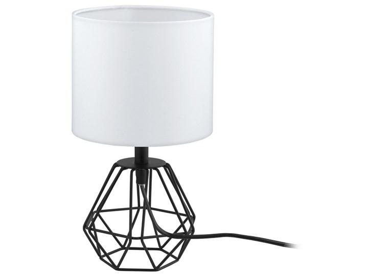 Eglo 95789 - Lampa stołowa CARLTON 2 1xE14/60W/230V Wysokość 31 cm Lampa nocna Kategoria Lampy stołowe