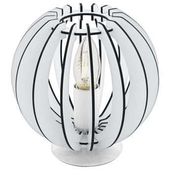 Eglo 95794 - Lampa stołowa COSSANO 1xE14/40W/230V
