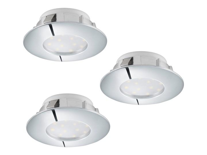 Eglo 95808 - Zestaw 3x LED Oprawa wpuszczana PINEDA 3xLED/6W/230V