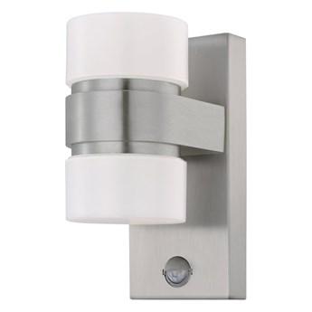 Eglo 96277 - LED Kinkiet zewnętrzny z czujnikiem ATOLLARI 2xLED/6W