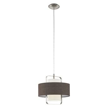 Eglo 96724 - Lampa wisząca FONTAO 1xE27/60W/230V