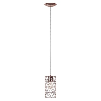 Eglo 97065 - Lampa wisząca ESTEVAU 1xE27/60W/230V