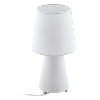 EGLO 97121 - Lampa stołowa CARPARA 2xE14/5,5W/230V