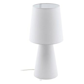 EGLO 97131 - Lampa stołowa CARPARA 2xE27/12W/230V