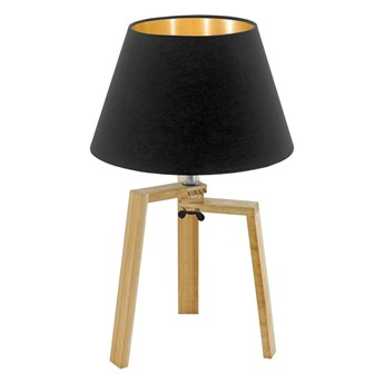 Eglo 97515 - Lampa stołowa CHIETINO 1xE27/60W/230V
