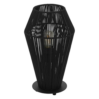 Eglo 97796 - Lampa stołowa PALMONES 1xE27/60W/230V