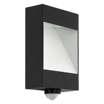 Eglo 98098 - LED Kinkiet zewnętrzny z czujnikiem MANFRIA LED/10W/230V