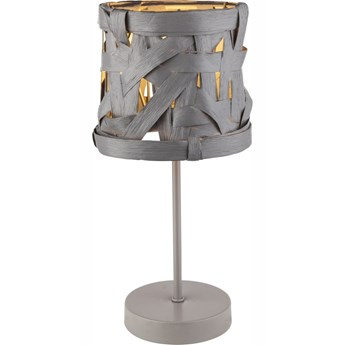 Globo 15224T - Lampa stołowa SALVADOR 1xE14/40W/230V