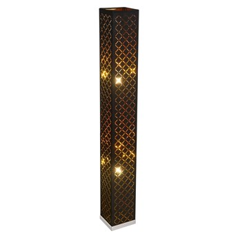 GLOBO 15229S2 - Lampa podłogowa CLARKE 2xE27/40W/230V