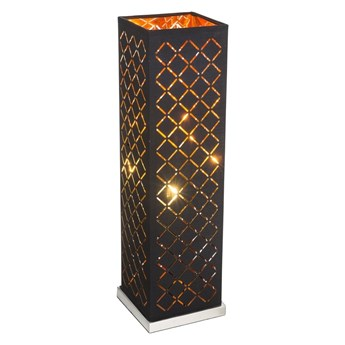 GLOBO 15229T2 - Lampa stołowa CLARKE 1xE27/40W/230V