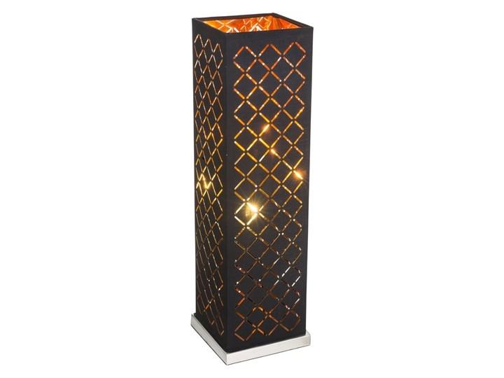 GLOBO 15229T2 - Lampa stołowa CLARKE 1xE27/40W/230V Lampa dekoracyjna Wysokość 57 cm Styl Nowoczesny