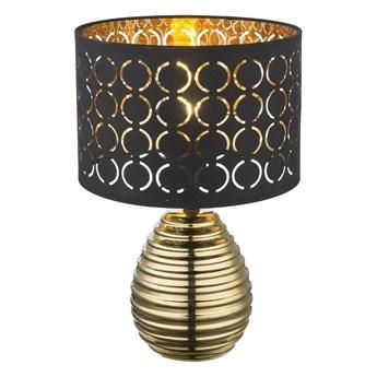 GLOBO 21616 -Lampa stołowa MIRAUEA 1xE27/60W/230V