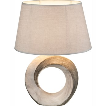 Globo 21641T - Lampa stołowa JEREMY 1xE27/40W/230V