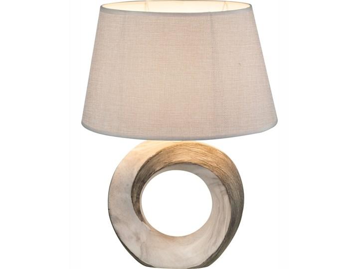 Globo 21641T - Lampa stołowa JEREMY 1xE27/40W/230V Lampa nocna Lampa dekoracyjna Wysokość 42 cm Styl Nowoczesny