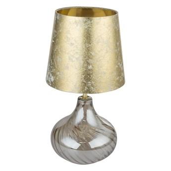 GLOBO 24000AG - Lampa stołowa JOHANNA 1xE27/60W/230V