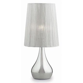 Ideal Lux - Lampa stołowa 1xE14/40W/230V biały