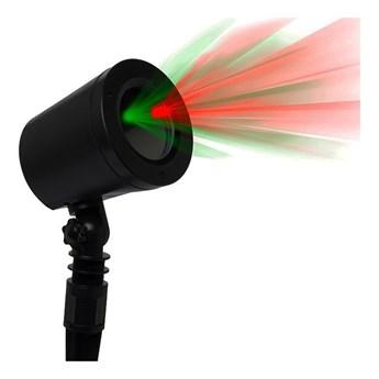 Immax 08431L - Zewnętrzny projektor laserowy 7W/230V IP65