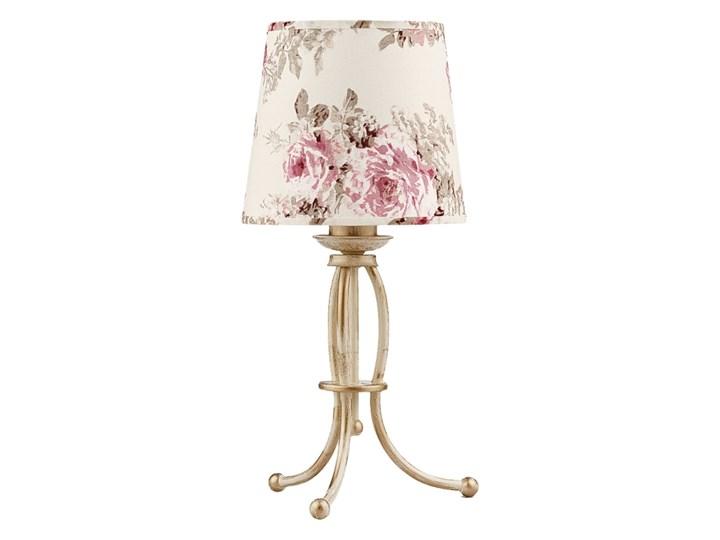 JUPITER 1286-SAL - Lampa stołowa SARA 1xE27/60W Wysokość 42 cm Lampa nocna Lampa trójnóg Styl Klasyczny
