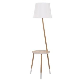 Lampa podłogowa LAMA 1xE27/60W/230V biały