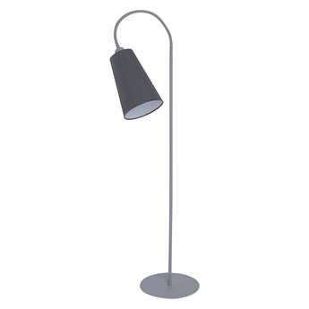 Lampa podłogowa WIRE GRAY 1xE27/60W/230V szary