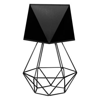 Lampa stołowa ADAMANT LARGE 1xE27/60W/230V czarny
