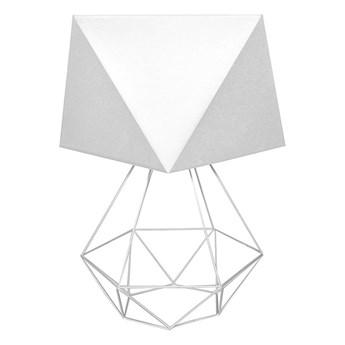 Lampa stołowa ADAMANT SMALL 1xE27/60W/230V biały