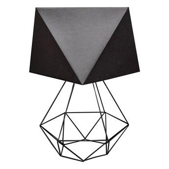 Lampa stołowa ADAMANT SMALL 1xE27/60W/230V czarny