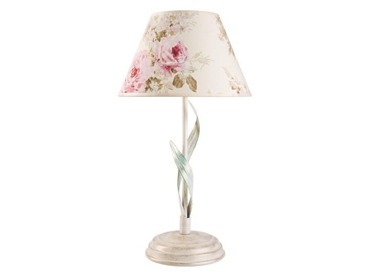 Lampa stołowa ALEKSIS 1xE27/60W/230V Lampa dekoracyjna Kategoria Lampy stołowe Lampa nocna Wysokość 34 cm Styl Klasyczny
