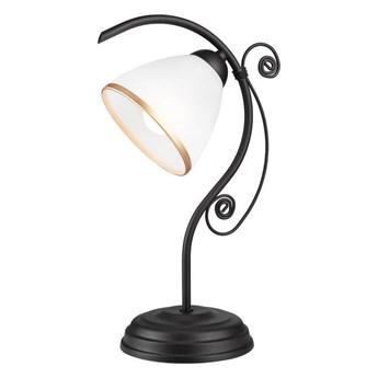 Lampa stołowa RETRO II 1xE27/60W/230V czarny