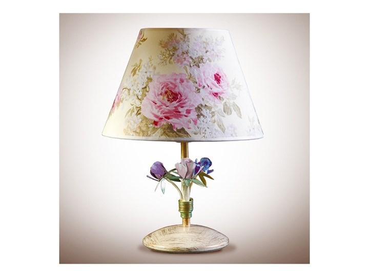 Lampa stołowa ROMANCE 1xE27/60W/230V 44 cm Wysokość 45 cm Lampa nocna Lampa dekoracyjna Kategoria Lampy stołowe