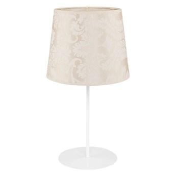 Lampa stołowa SOPRANO 1xE27/40W/230V beżowy
