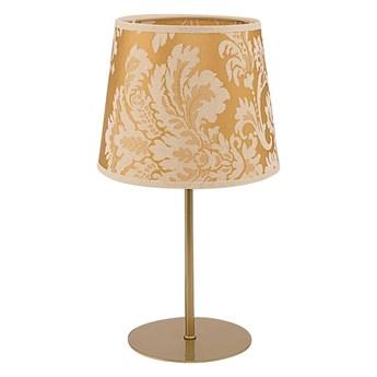 Lampa stołowa SOPRANO 1xE27/40W/230V złoty