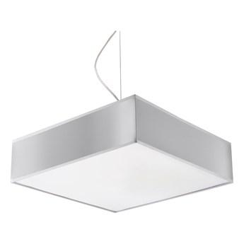 Lampa wisząca HORUS 35 2xE27/60W/230V szary