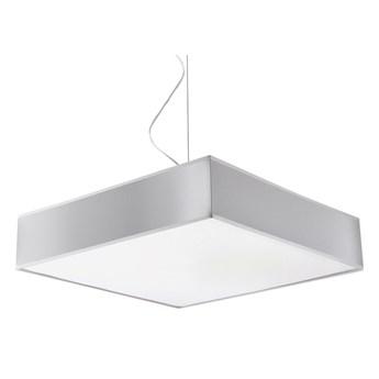 Lampa wisząca HORUS 45 3xE27/60W/230V szary