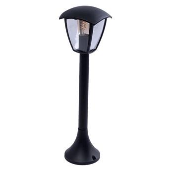 Lampa zewnętrzna FOX 1xE27/40W/230V IP44 czarny