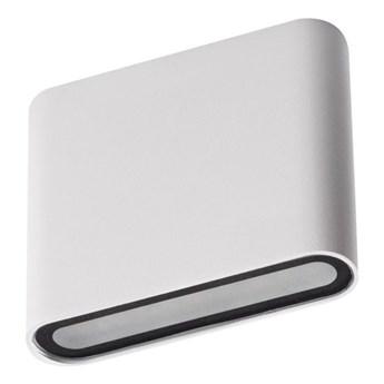 LED Kinkiet zewnętrzny GARTO LED/8W/230V biały