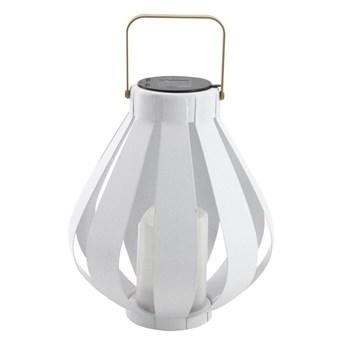 LED Lampa solarna ABRO 1xAA/1,2C/300mAh IP44