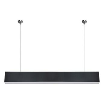 LED lampa wisząca ALLDAY ONE 840 LED/25W/230V czarna