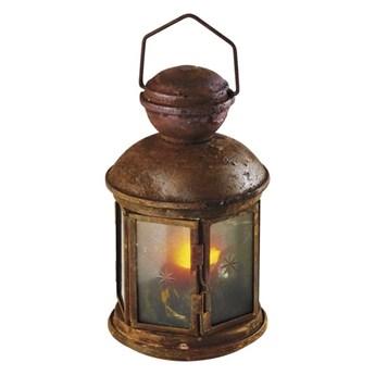 LED Latarnia dekoracyjna VINTAGE 1xLED/1,5W/3xAA