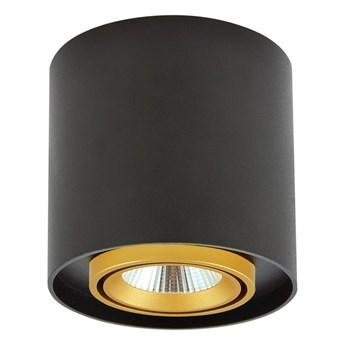 LED Oświetlenie punktowe XENO LED/10W/230V czarny 800lm