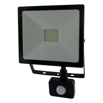 LED Reflektor z czujnikiem LED/30W/230V IP64 2400lm 4200K