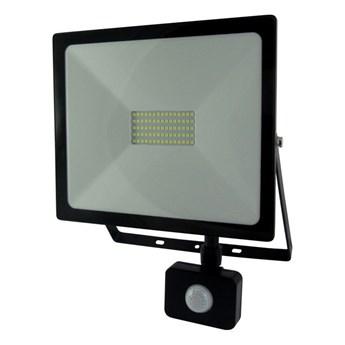 LED Reflektor z czujnikiem LED/50W/230V IP64 4000lm 4200K