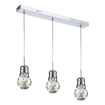 LED Żyrandol na drucie BULB 3xLED/5W/230V