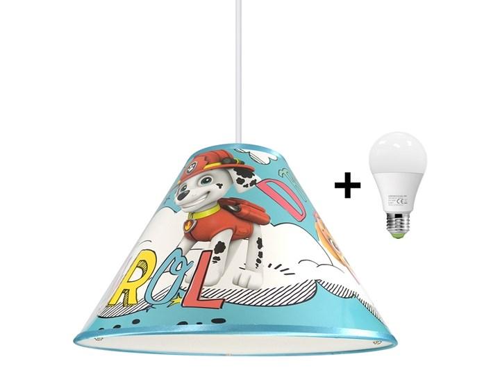 LED Żyrandol na lince PAW PATROL 1xE27/15W/230V Lampa wisząca Kategoria Lampy dziecięce
