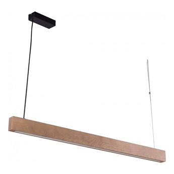 LED Żyrandol na lince TEO 2xLED/28,5W/230V