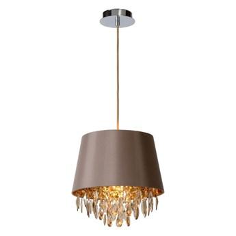 Lucide 78368/30/41 - Lampa wisząca DOLTI 1xE27/24W/230V beżowy