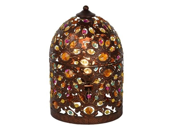 Lucide 78582/19/97 - Lampa stołowa BYRSA 1xE14/40W/230V Lampa dekoracyjna Wysokość 29 cm Styl Nowoczesny Kategoria Lampy stołowe
