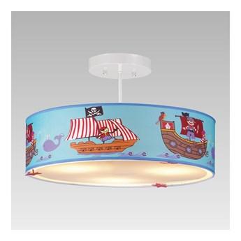 Luxera 28032 - Lampa dziecięca BORUSIA 3xE14/40W/230V